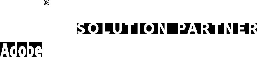 Logo Adobe Solution Partner